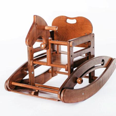 Dětská jídelní židlička víceúčelová 7 v 1